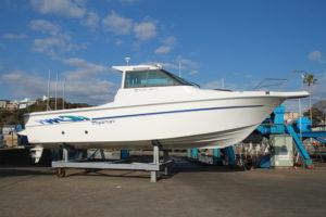 ヤンマー FX24CZ-IS 中古艇